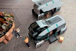 """Renault ha diseñado para las entregas rápidas de """"último kilómetro"""" su nuevo concepto EZ-PRO"""