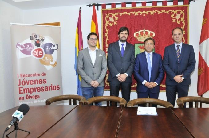 Nace el 'Foro de Jóvenes Empresarios de Navarra, Aragón y Soria'