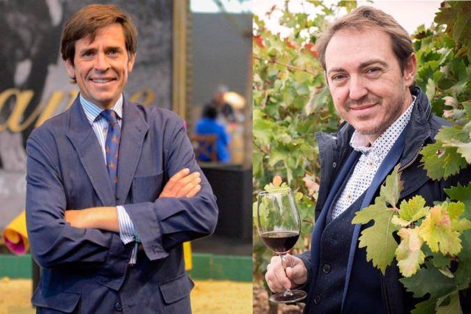 El empresario y torero, Eduardo Dávila Miura y Santiago Vivanco, el presidente de la Fundación Vivanco y del Museo del Vino de Briones, acudirán a Pamplona para participar como ponentes de la próxima Asamblea General de ADEFAN.