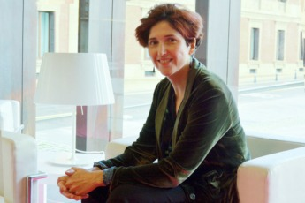 Moscoso, directora general de Industrias Culturales y Cooperación del Ministerio de Cultura y Deporte. (Foto: archivo)