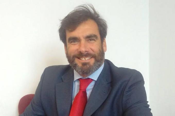 Alexander Aizpitarte, nuevo responsable de Negocio Exterior del Santander en Navarra