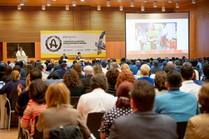 El 17 de mayo, Baluarte acogerá la segunda edición de Alimenta Navarra Meeting Point