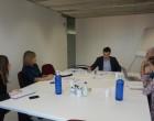 ENISA se interesa por los proyectos innovadores de 27 empresas navarras