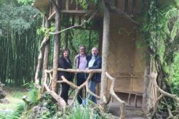 La consejera Isabel Elizalde presentó las ayudas al sector forestal en Bértiz con motivo del Día Mundial del Medio Ambiente.