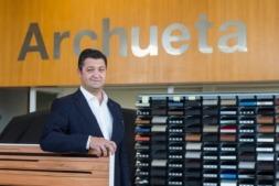 Luis Miguel García, nuevo gerente de BMW Archueta. (FOTO: Victor Rodrígo).