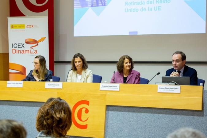 Lucas González ha expuesto los detalles del acuerdo de retirada del RU de la UE.