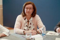 Carmen Martín Calvarro, responsable de  Innovación Sostenible y Diversidad en Telefónica.
