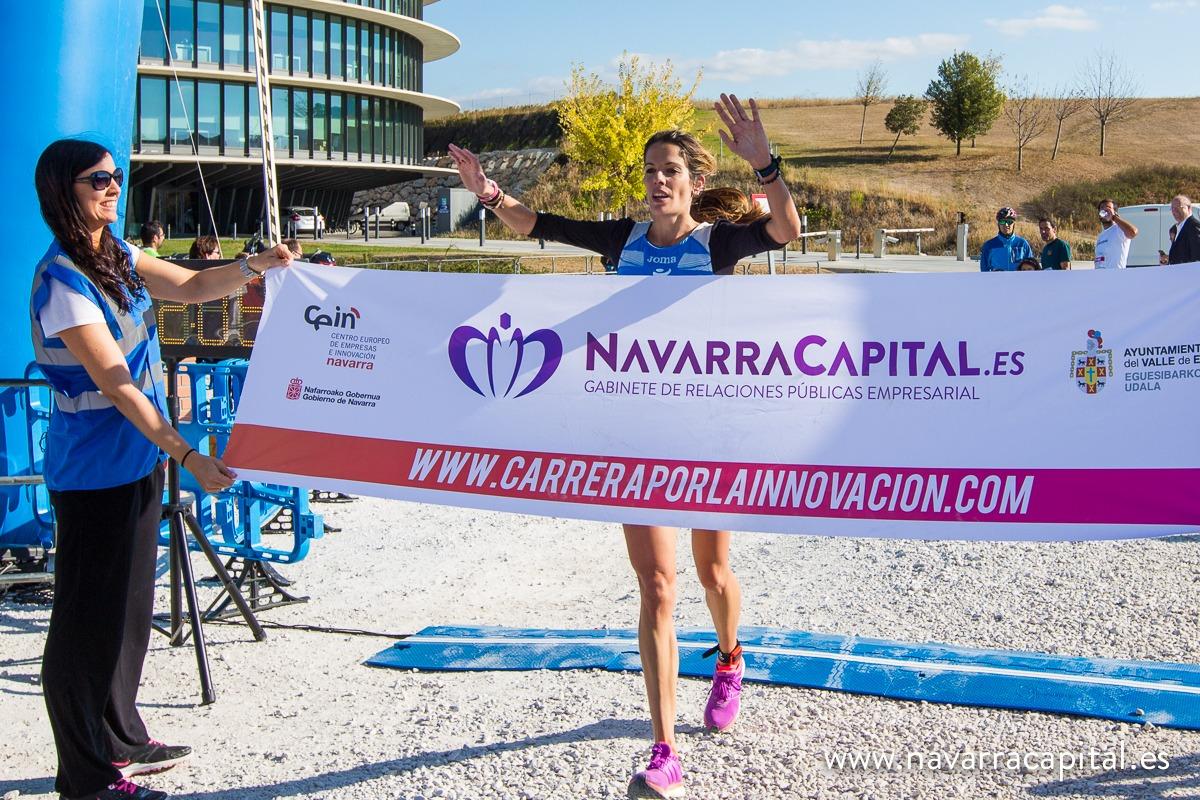 Cuenta atrás para la II edición de la Carrera de Empresas por la Innovación que se celebrará el 8 de octubre próximo.