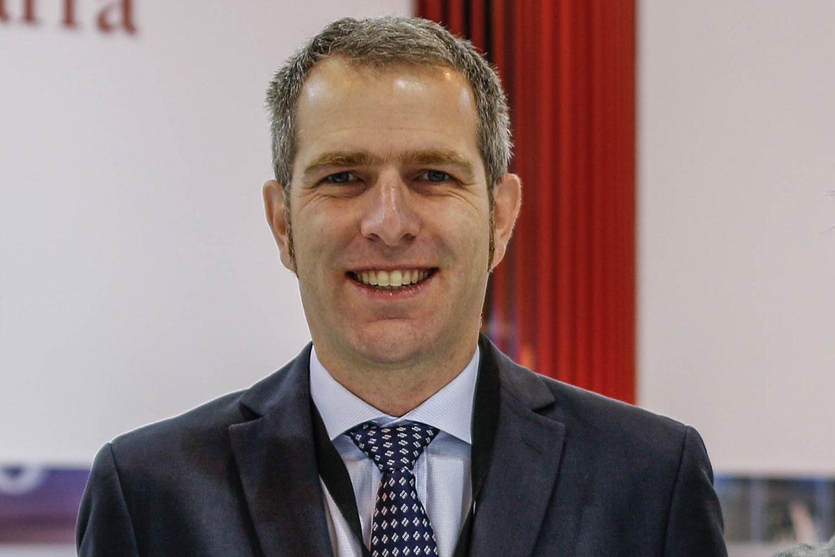 Carsten Hoffmann, próximo invitado a los Desayunos Empresariales de NavarraCapital.es