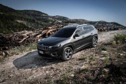 Imagen promocional del Jeep Cherokee 2018