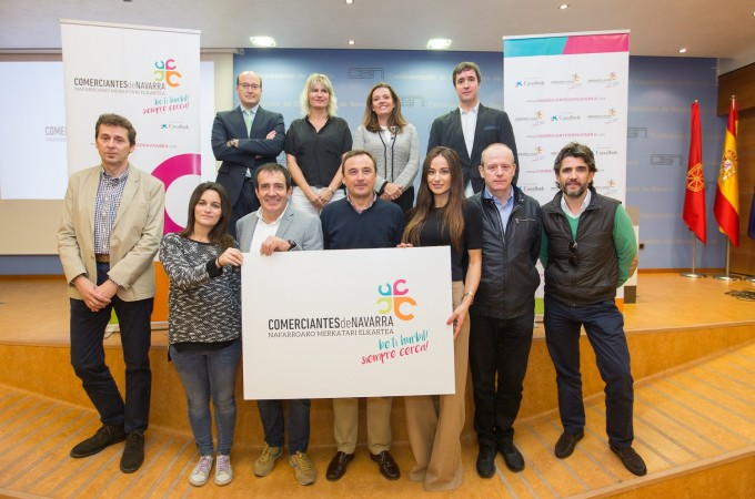 Asociación de Comerciantes de Navarra, única voz para el comercio minorista