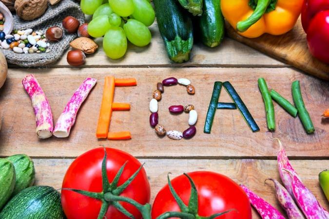 Ser vegetariano es más fácil en casa que en la calle.