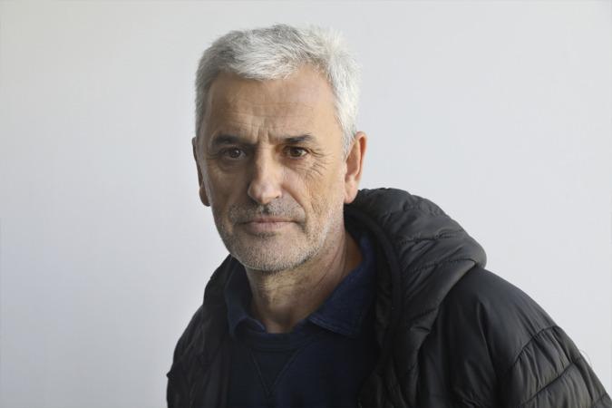 Iñigo Argomaniz, socio director de la productora musical Get In. FOTO: Javier Ripalda.