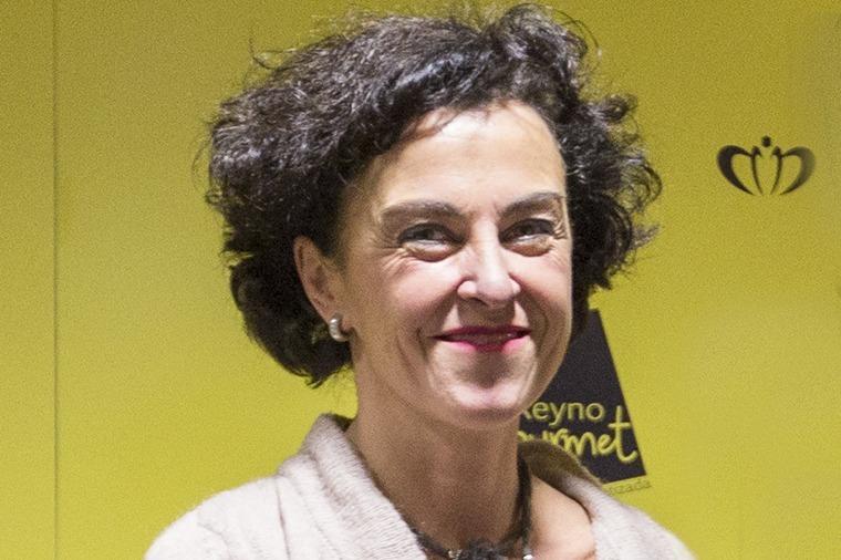 Cristina Lecumberri ha sido hasta ahora directora del Área de Promoción de Reyno Gourmet.