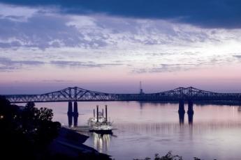 Crucero por el Mississippi