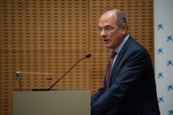 Jaume Duch durante su intervención.