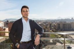 David Simón Santiñán, responsable de Public Affairs de la Agencia Grayling España (FOTOS: Víctor Rodrigo).