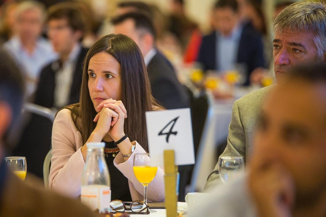 Desayuno Empresarial con Agustín Markaide