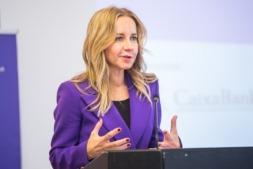 Ana Bujaldón, presidenta de Fedepe, Federación Española de Mujeres Directivas, Ejecutivas, Profesionales y Empresarias. (Fotos: Víctor Rodrigo)