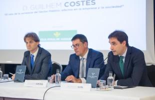 """""""La fortaleza económica navarra reside en su potente sector industrial"""""""