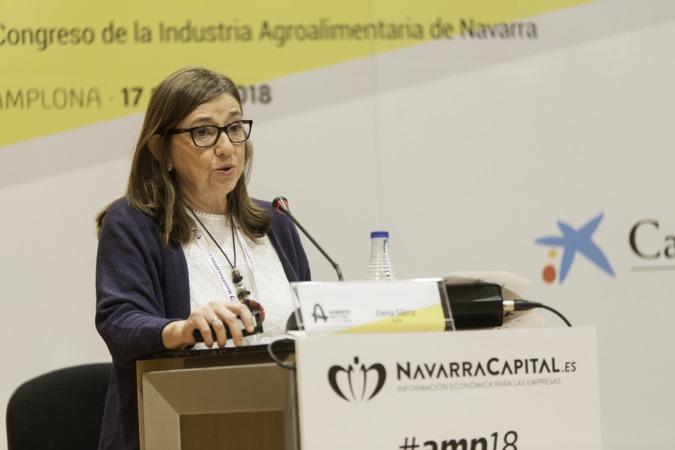 Elena Sáenz, directora de ANOVE