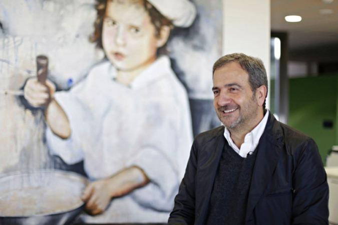 Enrique Martínez, uno de los grandes de la cocina española.
