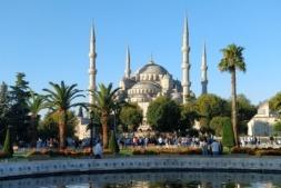 Santa Sofía de Constantinopla.