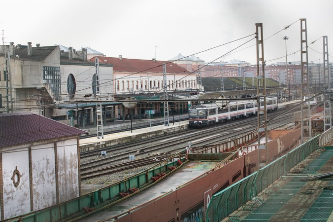 En total, las inversiones previstas en ferrocarriles ascienden a 30,8 millones de euros.