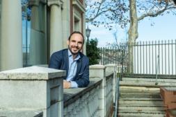 Fernando Vilariño, presidente de la European Network of Living Labs. (FOTO: Víctor Rodrígo).
