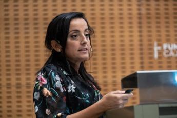Raquel Vázquez.