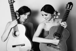 Marta Robles y Ekaterina Záytseva, el 'Dúo del Mar', forman parte de la programación de 'Flamenco en los Balcones'.