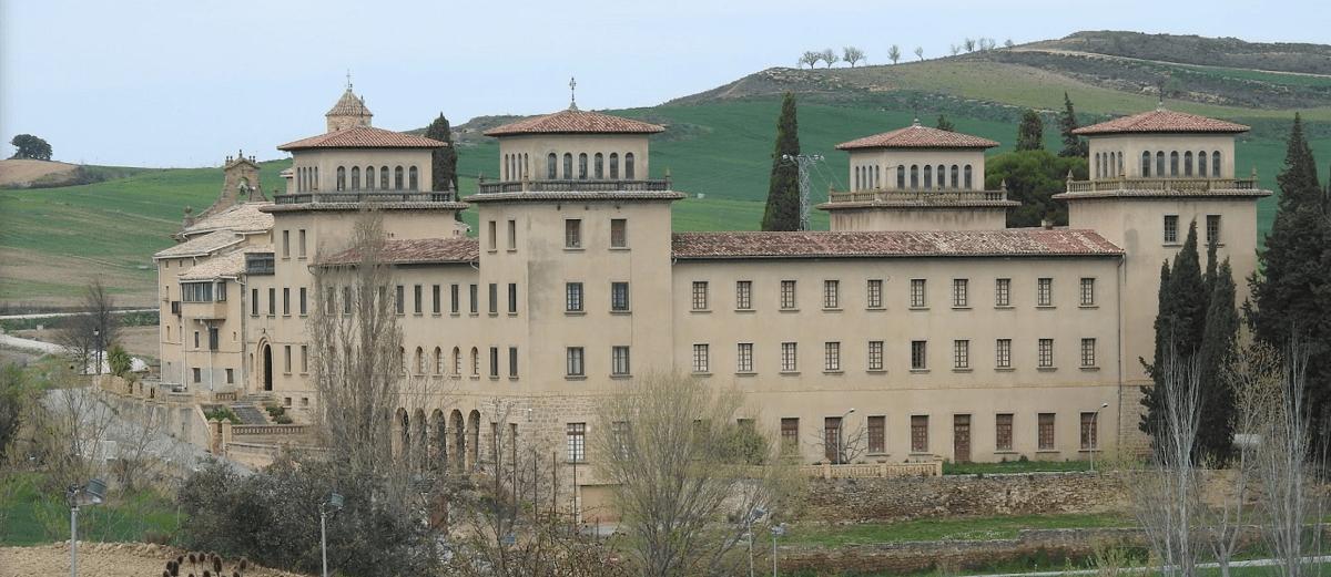 Imagen de la Ermita de Artajona que ha adquirido la Asociación Corralizas y Electra.