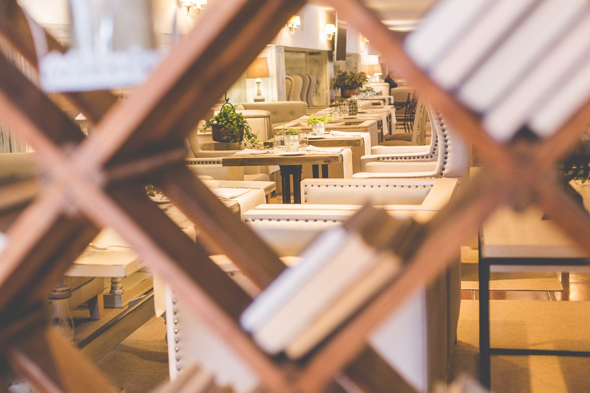 La elección del restaurante es un factor determinante.