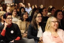 Innovactoras es una iniciativa destinada a fomentar la presencia de la mujer en el ámbito de la I+D+i
