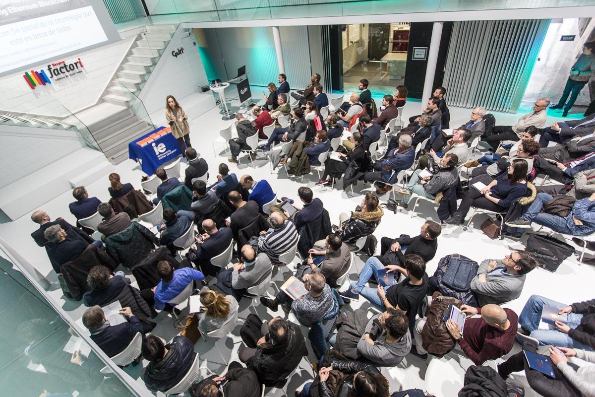 La sede de CEIN acogerá este 1 de febrero, jueves, una jornada informativa del programa de ayudas a proyectos de I+D (FOTO: Víctor Rodrigo).