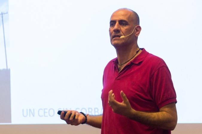Imagen de Jaume Gurt, uno de los ponentes invitados al programa ProWell (FOTO: Víctor Rodrigo)
