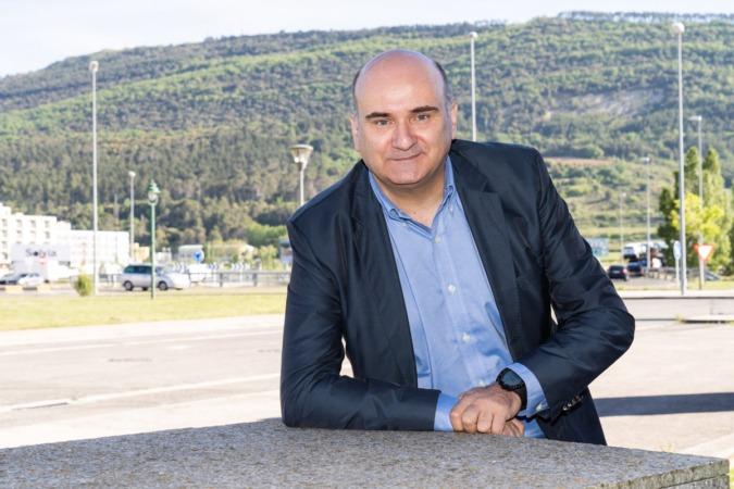 Javier Morrás será uno de los ponentes que impartirá cultura organizacional y gestión del absentismo y realizará labores de consultoría en el programa 'ProWell' (FOTO: Víctor Rodrigo)