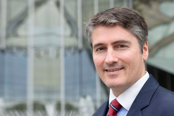 Joaquin Mendiluce, nuevo presidente de Gasnam.