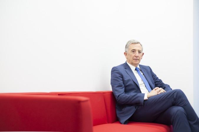José María Bariáin, director general del Grupo IMQ. (Foto: Ana Osés)