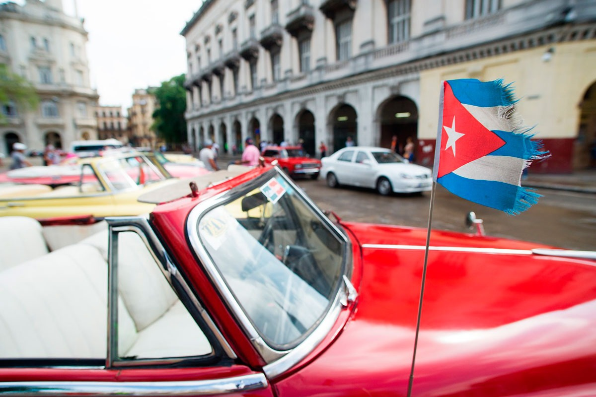 La Habana, capital de Cuba, uno de los conjuntos urbanos más hermosos del mundo.