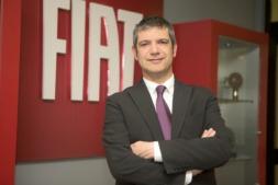 Luca Parasacco, delegado comercial de FCA para España y Portugal