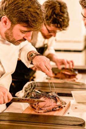La carne de la machorra es suave y aterciopelada, según los productores.