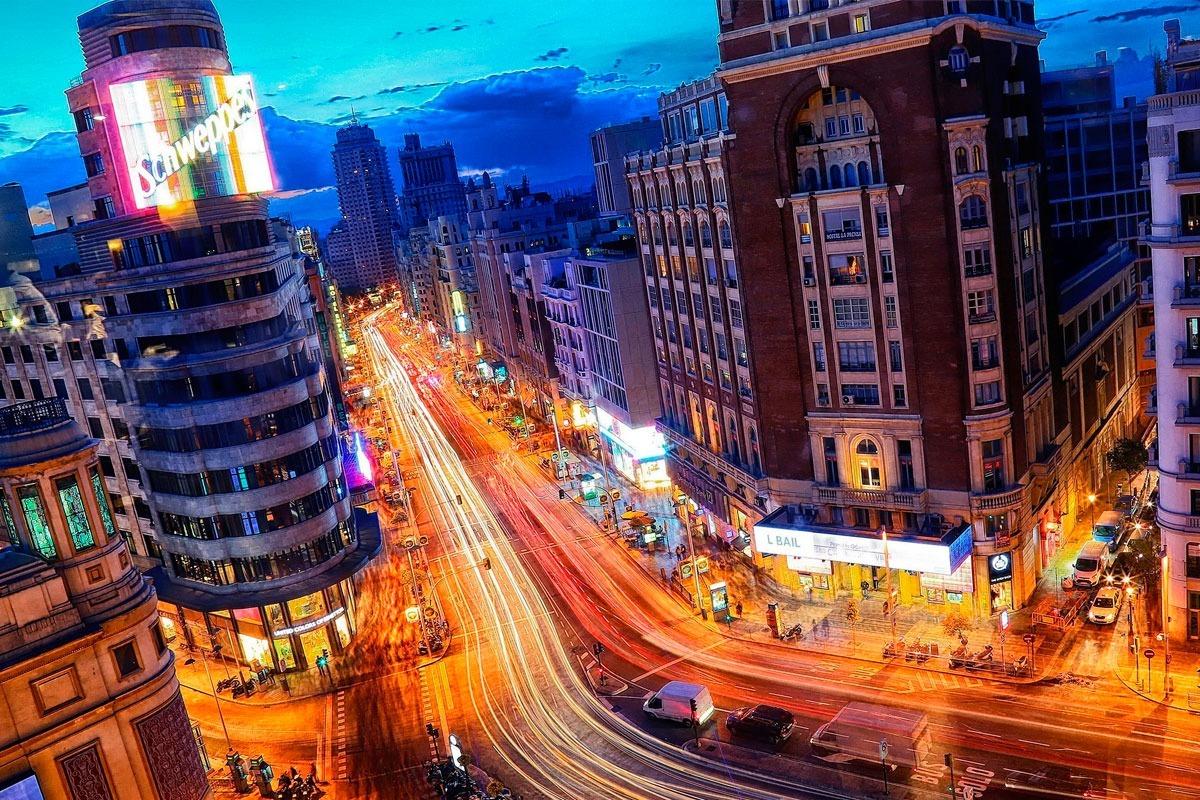 Madrid cuenta con una brillante oferta gastronómica.