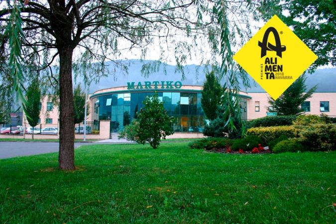 Imagen de la sede exterior de Martiko en Bera.