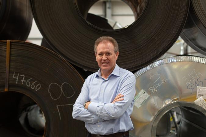 La nueva empresa comercializará productos derivados del acero.