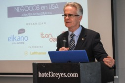 Robert Jones, presidente de Global Business Synergies, ex agregado de negocios de la Agencia de Estados Unidos en España y socio de elkanogroup para USA.