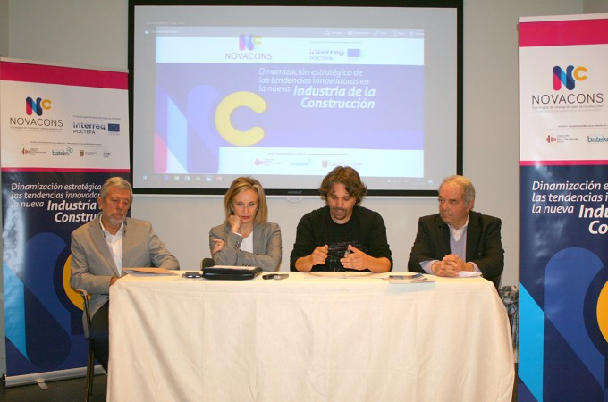 Novacons promueve un nuevo modelo de construcción para Navarra