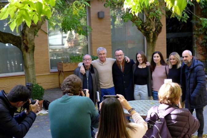 El jurado: Manuel Martín Cuenca, Luis Tosar, Claudia Vega, Silvia Alonso, Carles Francino y Carlos Boyero.