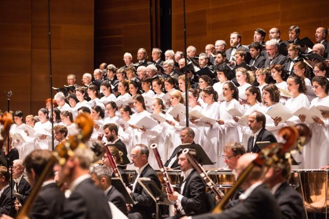 El Orfeón Donostiarra interpretará junto a la Orquesta Reino de Aragón 'Resurrección' de Malher.