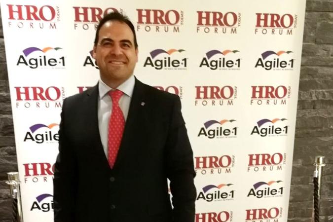 Óscar González Undiano, director de RRHH de Azkoyen